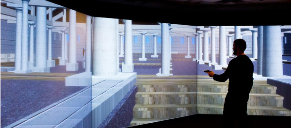 Ancient Greek Rhetoric In Immersive Virtual Reality